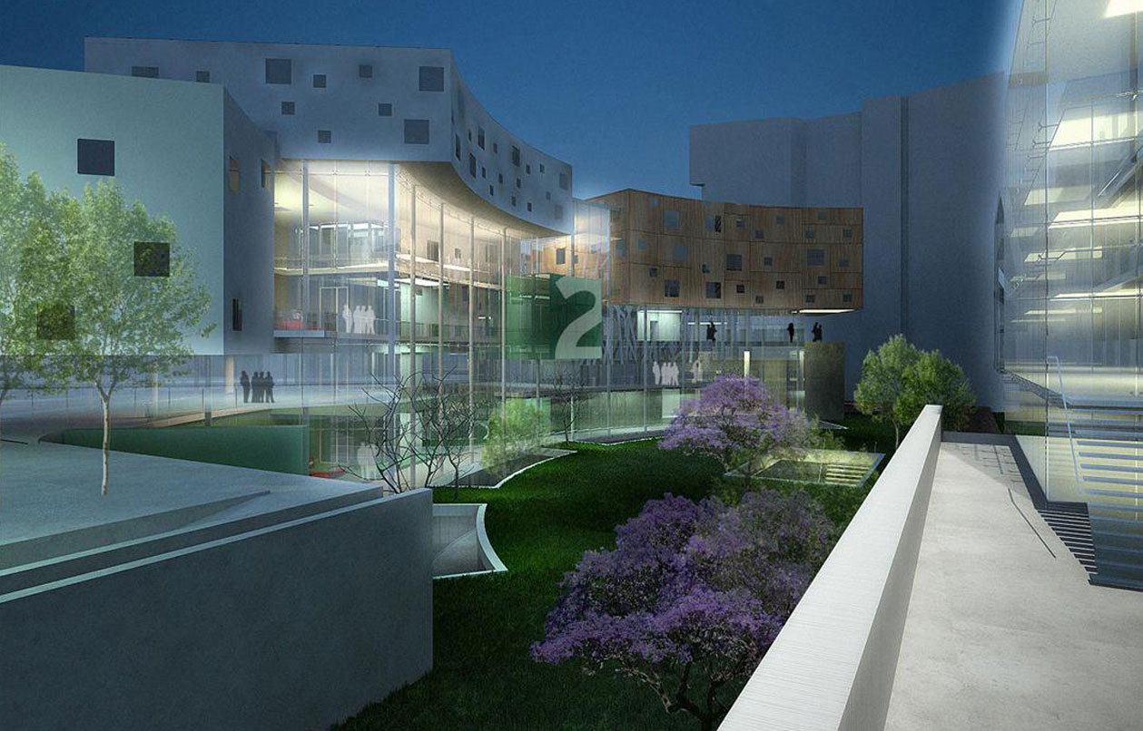 Amir Mann Ami Shinar Architects Planners Ltd Shenkar College Of Engineering Design And David